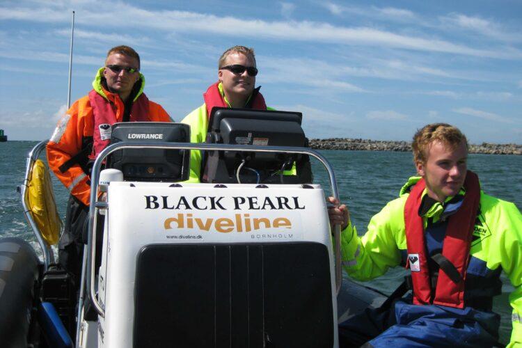 Sejlkursus Bornholm Speebådscertifikat Kørekort