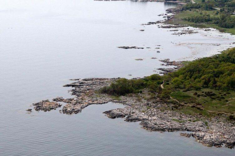 Frenneodde Dykning Bornholm