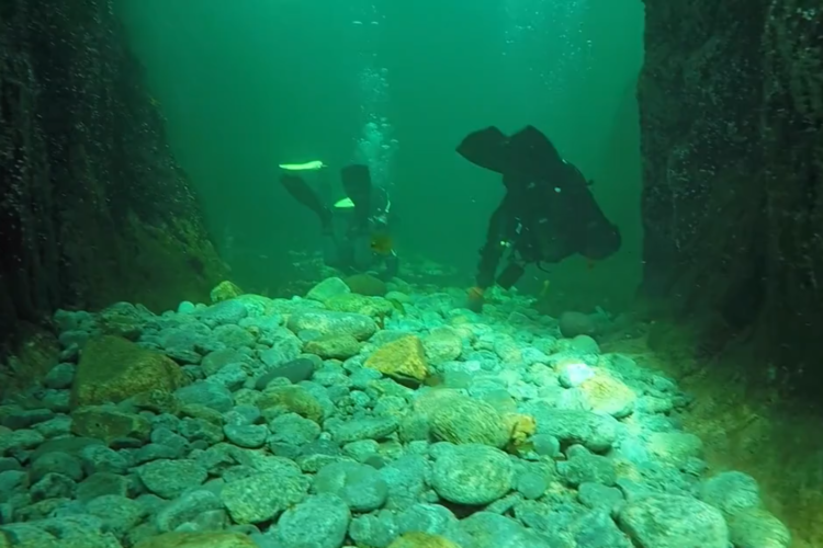 Sletten Dykning Bornholm Diving